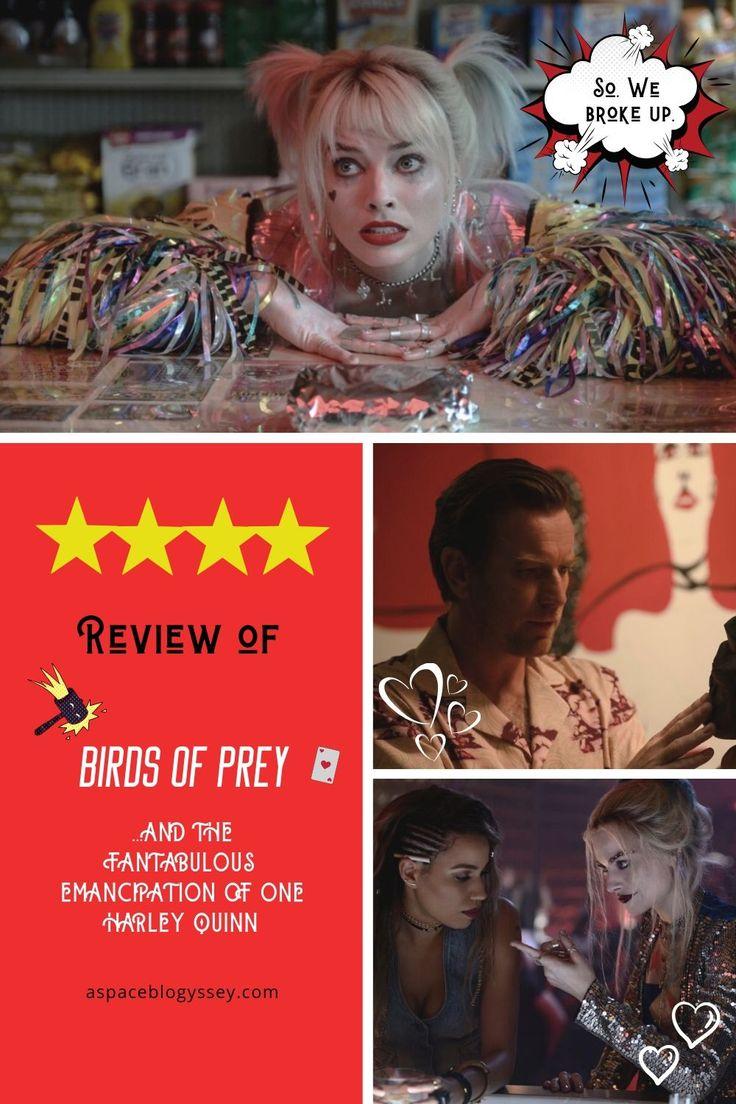 Birds of Prey Movie Review in 2020 Birds of prey, Prey