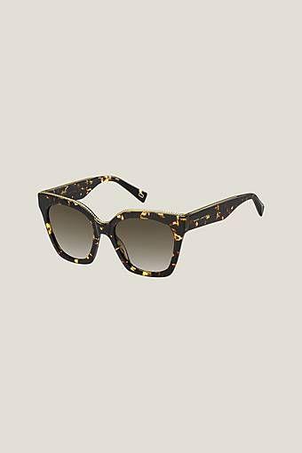 Oversized Twist Sunglasses