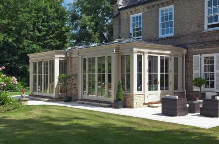 Orangeries Gallery Images Of Orangeries By House Exterior