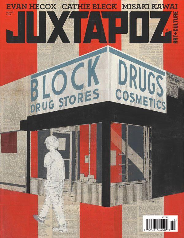 JUXTAPOZ Magazine.