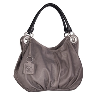 Best. Handbag. Ever. the leather is super soft, the color is stunning, and everything I own fits inside. Which is saying a lot. $189 at #Ellington.