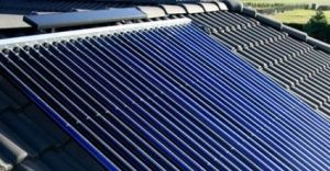 Kolektory próżniowe Depsol DS z ogniwem fotowoltaicznym. Całkowicie niezależny system solarny, niewrażliwy na braki prądu z sieci czy rosnące ceny energii elektrycznej. Rozwiązanie dla osób ceniących sobie najwyższą jakość produktów oraz maksymalny poziom bezpieczeństwa.