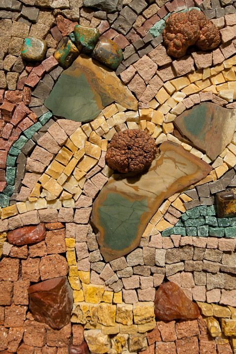 JeanAnn Dabbu0027s, Imaginary Archaeology. Dr. Dabb Teaches The History Of  Mosaics At University