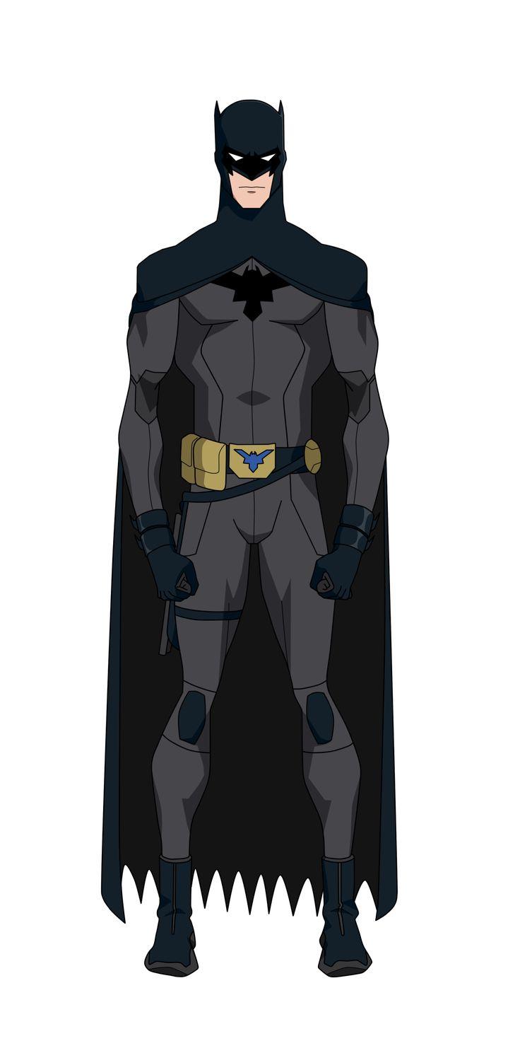 Sorry, dick grayson new batman confirm