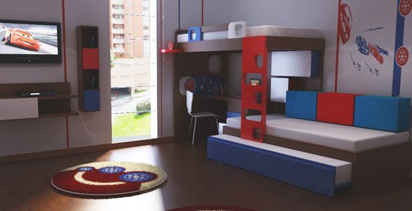 Eki design cuartos bebes decoracion infantil cuartos for Ver habitaciones para ninos