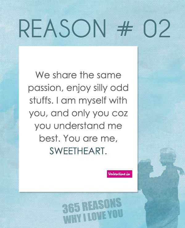 Reasons Why I Love You 2 Quotes Pinterest Why I Love You