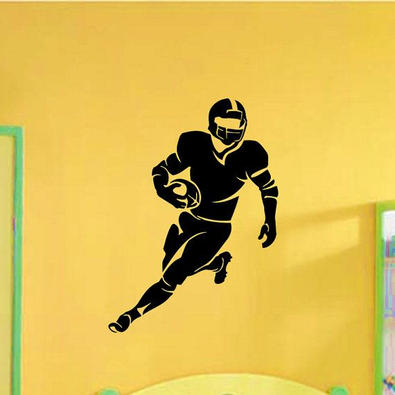 37 best Sport Wall Decals images on Pinterest | Sports wall decals ...
