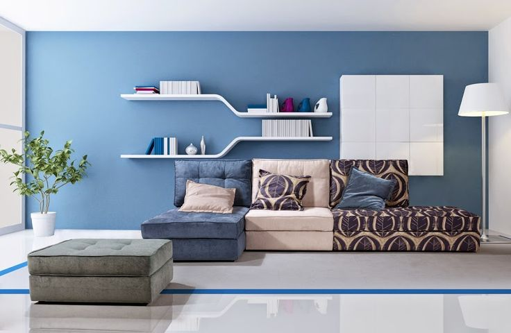 Sofa modular.