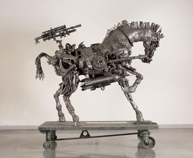 Trojan Horse  - Willie Bester