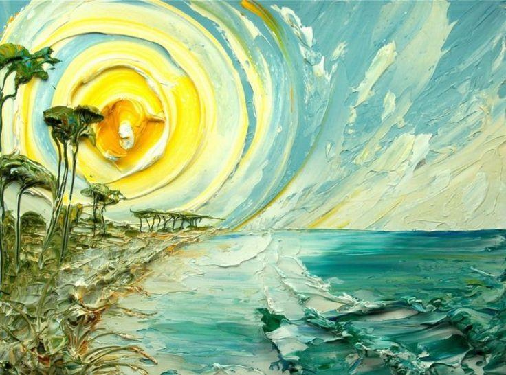 Actual Texture: Justin Gaffrey | Elements of Art ...