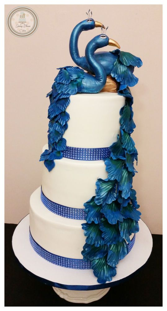 65 best images about Quince cakes on Pinterest | Sweet 15 ... Quinceanera Peacock Cake