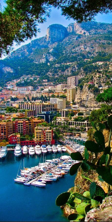 Luxe : Monaco ~ is a sovereign city-state located on the French Riviera in western Europe.
