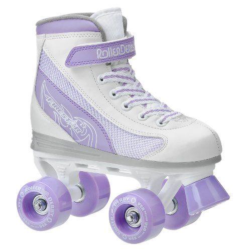 Children's Roller Skates - Roller Derby Firestar Girls Roller -- Check out this great product.