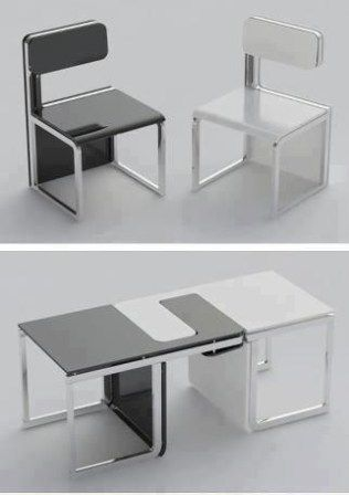 Awesome Multi Functional Chair 14
