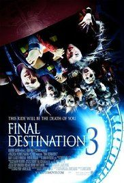 Final Destination 3 Watch Online Hd. A student's premonition of a deadly rollercoaster ride saves her life and a lucky few, but not from Death itself, which seeks out those who escaped their fate.