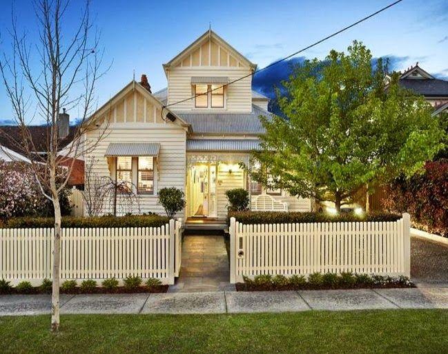 my design ethos: Stunning Cottages - Edwardian Queenslanders