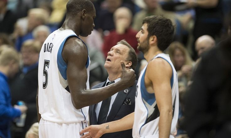 Flip Saunders is Hold Back Talented Wolves - FanRag Sports It's hard to look at the Timberwolves' roster and not be sold on a bright future for the franchise.....