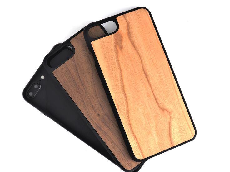 Cherry Walnut iPhone case #protectedbynature