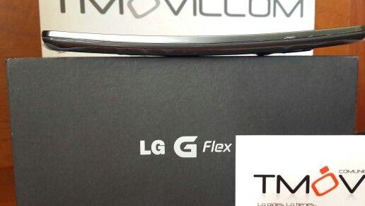 #LG G Flex el primer Smartphone de pantalla curva del mundo D955
