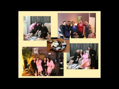 Day Spa Perth   Pamper Party   Natures Hideaway Day Spa