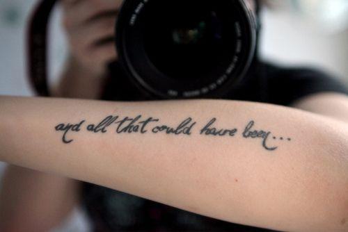 : Tattoo Placements, Nine Inch Nails Quotes, Wrist Tattoo, Ink Tattoo, Pretty Tattoo, A Tattoo, Tattoo Design, Arm Tattoo, Cool Tattoo