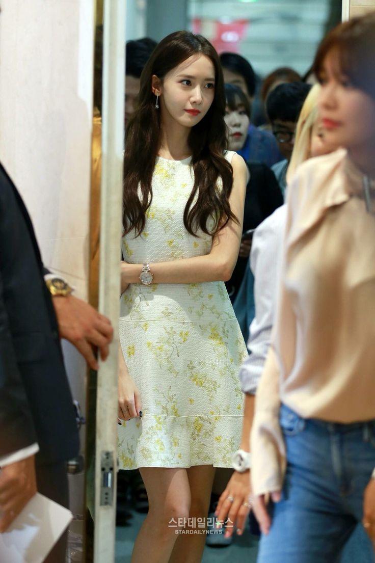 160623 Im Yoona (임윤아) CASIO Fansign