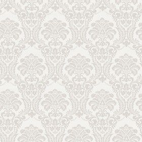 Textures Texture seamless | Damask wallpaper texture seamless 10917 | Textures - MATERIALS - WALLPAPER - Damask | Sketchuptexture