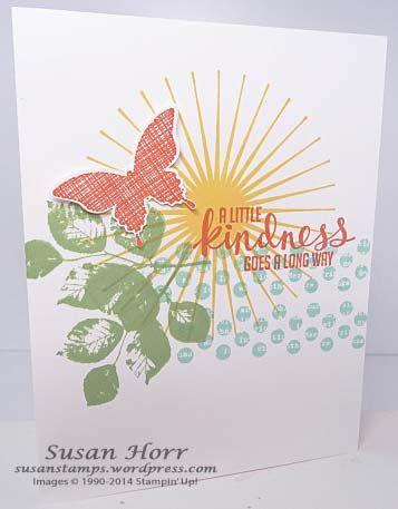 Kinda Eclectic, workshop card, Stampin Up, susanstamps.wordpress.com