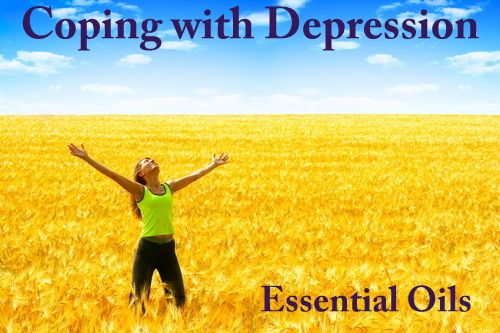 *Riches to Rags* by Dori: Essential Oils for Depression~ Her husband noticed almost immediate relief with just one oil! Trying this tonight!