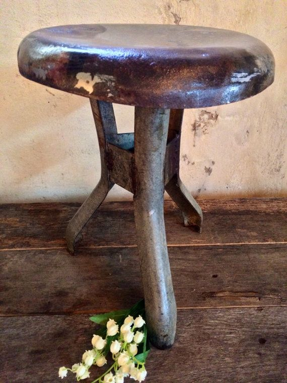 47 Best Images About Old And Vintage Milking Stools On