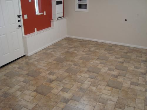 Innovations tuscan stone sand 8 mm thick x 15 1 2 in wide for Hom flooring