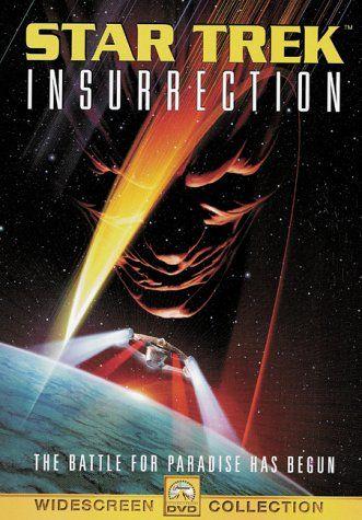 Star Trek - Insurrection @ niftywarehouse.com #NiftyWarehouse #StarTrek #Trekkie #Geek #Nerd #Products