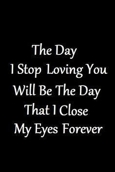 never stop loving u