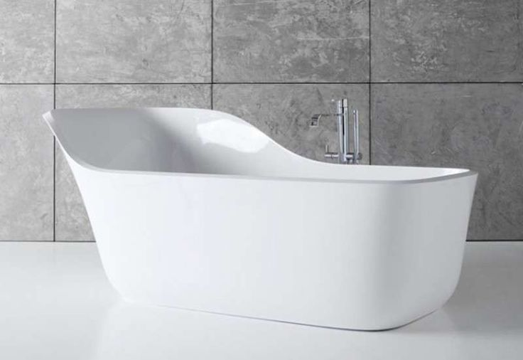 Curved Two-Person Tubs : Two Person Tub