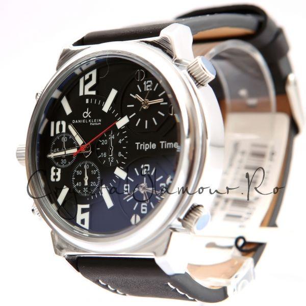 Ceas barbati Daniel Klein Premium Triple Time 010103-5