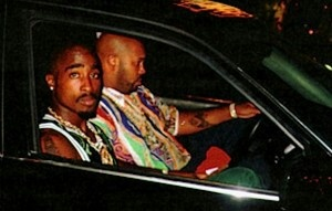 The Murder of Tupac Shakur  Tupac Shakur was an intensely famous rapper known for his insightful and often contradictorily violent music.