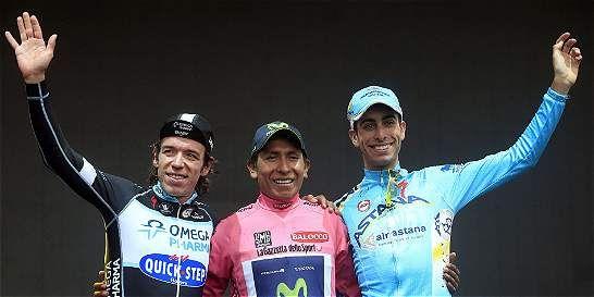 Crónica de un día inolvidable para Colombia en el Giro de Italia