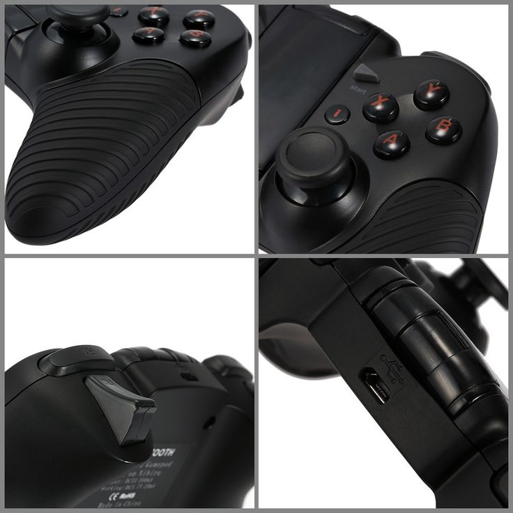 Wireless Bluetooth Gamepad Android 4.0 Bluetooth 3.0 Game - Tomtop.com