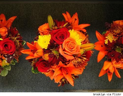 Fall Wedding Bouquets | Wedding Bouquet Ideas