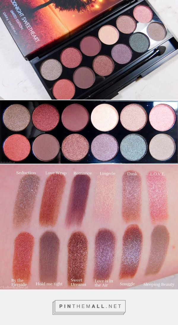 Sleek Make Up i-divine Palette Goodnight Sweetheart