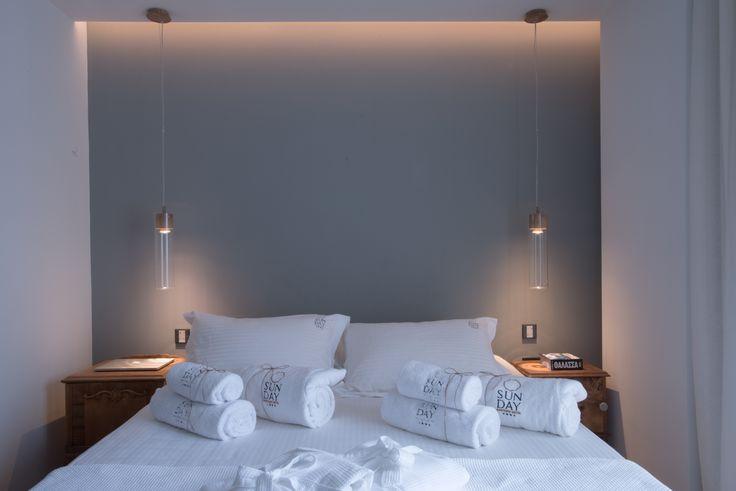 #hotelroom #designhotel #interiordesign #sundaymood #luxurydetails #greekhotel #minimaldesign #bedroom #sundayboutiquehotel Ph by K. Sofikitis