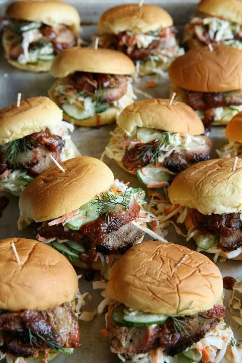 Pulled pork sliders prove that your slow cooker is the real MVP.