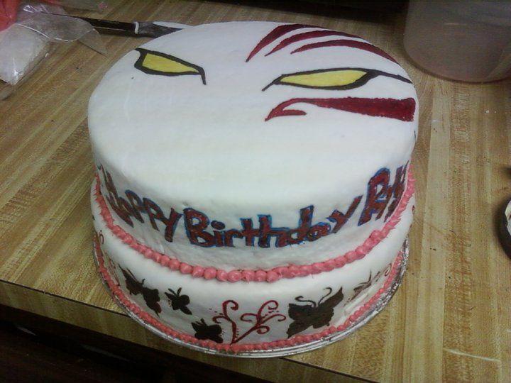 Bleach Anime Cake Cake Pinterest Bleach Art And