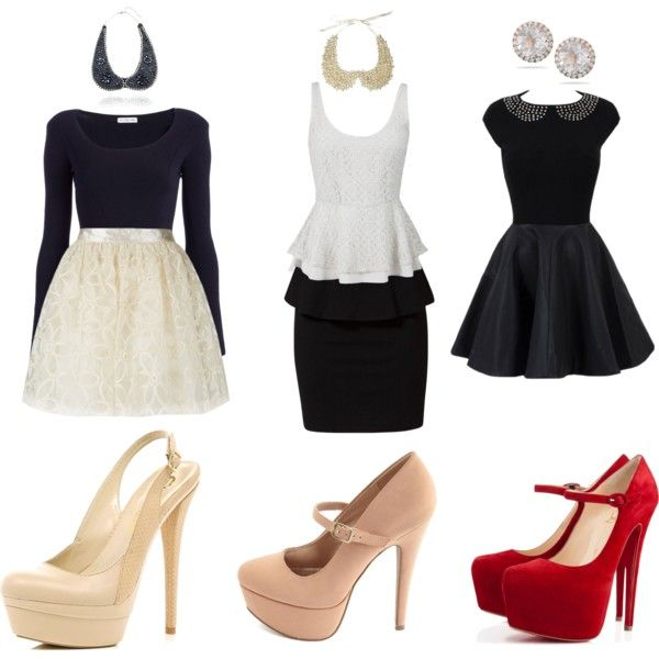fine formal outfits polyvore size