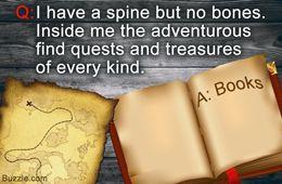 Making treasure hunt riddles