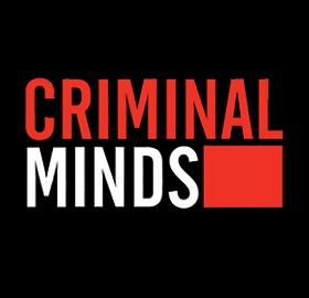 CRIMINAL MINDS Il logo della serie