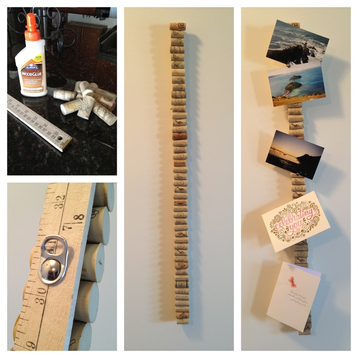 Fun Ways To Display Wine Corks: 32 Best Images About Wine Cork Display On Pinterest