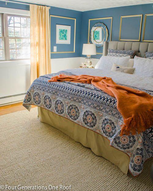 206 Best Paint Colors For Bedrooms Images On Pinterest