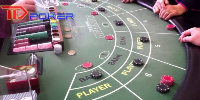 Tips Trik Cara Bermain Baccarat / How to Play Baccarat