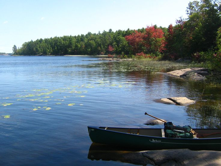 French River Provincial Park